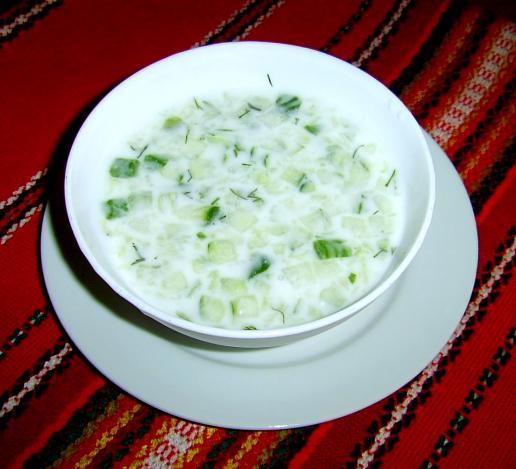 супы кефире рецепты фото